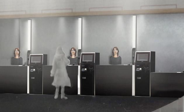 هتلی با تکنولوژی بالا در ژاپن قصد دارد ربات ها را به جای انسان ها استخدام کند