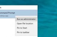 ۹ روش برای باز کردن Command Prompt در ویندوز ۱۰