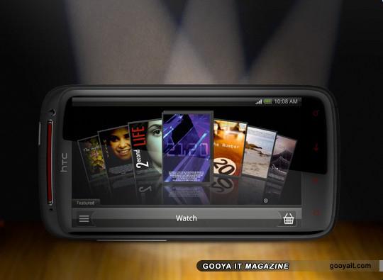معرفی HTC Sensation XE