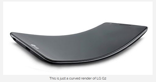 LG Z و Galaxy Note 3 با صفحه نمایش منعطف وارد بازار می گردند