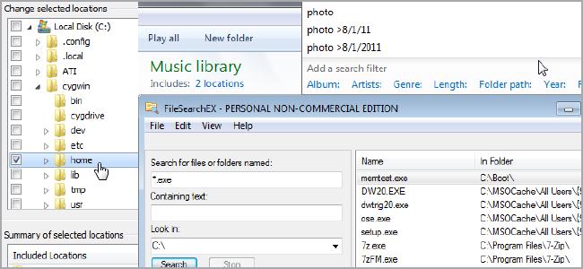 ترفندهای جستجو در ویندوز 7: باز هم آموزشی دیگر در زمینه یافتن آسان تر فایل ها