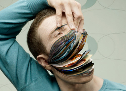 Face Is Art: 30 صورت سوررئال (فتوشاپی) برای الهام بخشیدن به شما