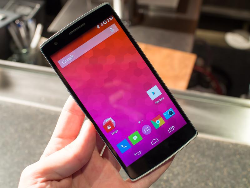 نقد و بررسی گوشی OnePlus One