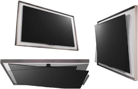 تلویزیون OLED Gallery الجی، یک شاهکار هنری در اتاق نشیمن شما