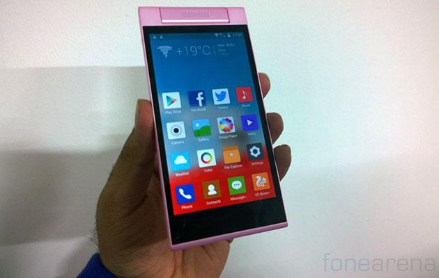 گوشی هوشمند Oppo R1 به طور رسمی معرفی شد