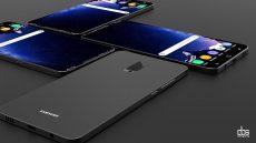 سنسور اثر انگشت گلکسی S9