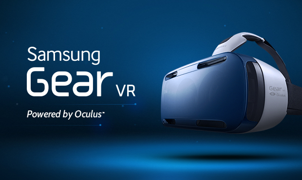 هدست جدید Gear VR مخصوص Galaxy S6 و Galaxy S6 Edge
