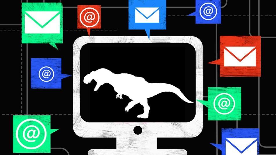 5 روش برای خروج ایمیل مارکتینگ شما از دوران ژوراسیک
