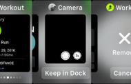چگونه اپلیکیشنهای apple watch dock را حذف، اضافه یا مرتب کنیم؟