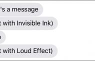 چگونه مشکل عدم نمایش افکتهای پیام در iOS 10 را حل کنیم؟
