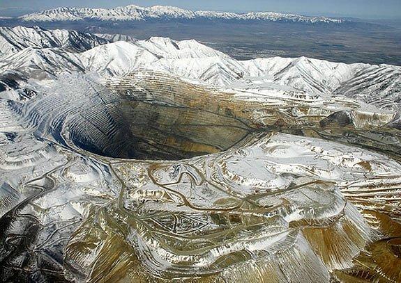 Bingham Canyon Mine, USA