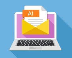 هوش مصنوعی در ایمیل مارکتینگ