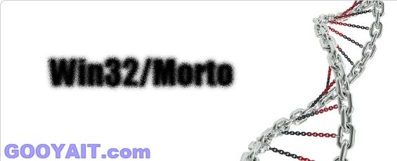 نگاهی به بدافزار Win32/Morto