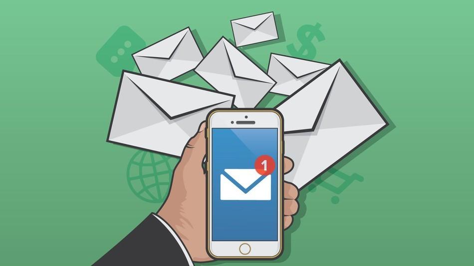 آموزش مارکتینگ ایمیل