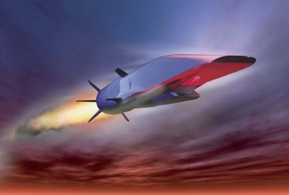 ارتش آمریکا و هواپیمای هایپرسانیک X-51A در تلاش برای رسیدن به سرعت 6 برابر صوت