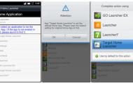 راهنمای تنظیم اپلیکیشن دلخواه به عنوان صفحه خانگی در اندروید