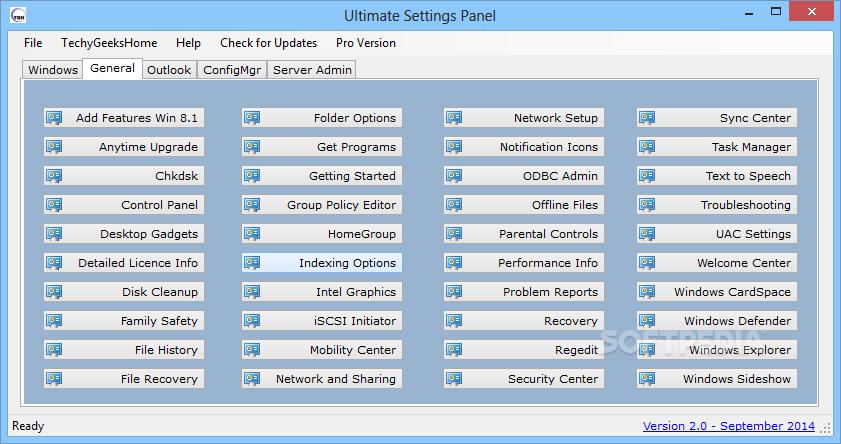 گویا اپ؛ USP؛ تمام تنظیمات ویندوز با یک کلیک در اختیار شما