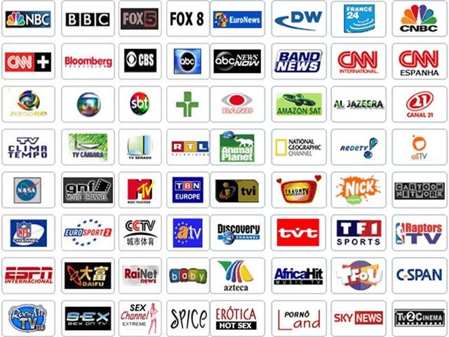 تلوزیون های اینترنتی (نرم افزاری و تحت وب)