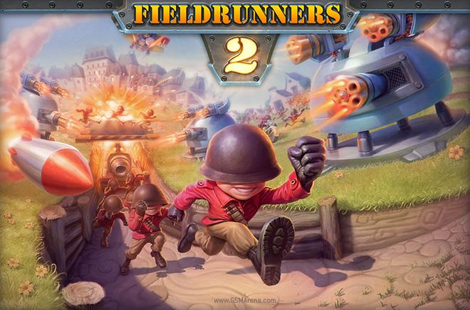 بررسی بازی Fieldrunners 2