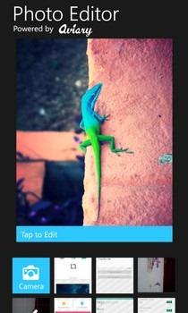 ویرایشگر عکس Aviary حالا در ویندوز فون ۸
