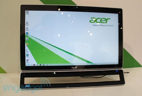 IFA: کمپانی Acer کامپیوتر بدون کیس ZS600 را رونمایی کرد