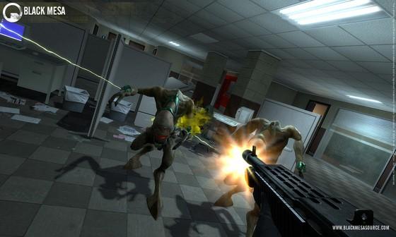 Valve سازنده ی بازی بی نظیر Half-Life 2 نسخهی اول یا Black Mesa را بازسازی میکند