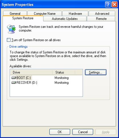چگونگی رفع مشکل کامپیوتر با استفاده از Windows Restore در ویندوز ...