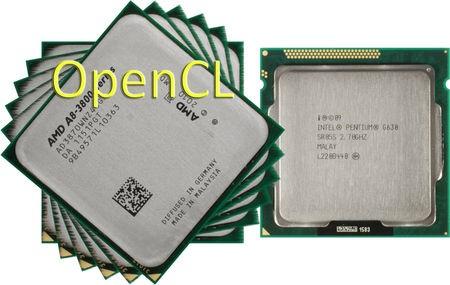 استفاده از OpenCL در نرمافزارهایی مثل فتوشاپ 13 و WinZip 16.5 برای افزایش سرعت پردازش