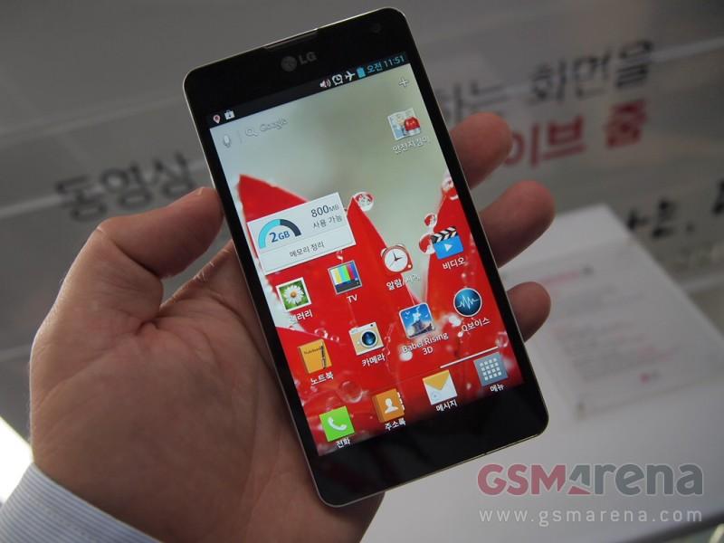 نقد و بررسی گوشی قدرتمند و جدید LG Optimus G