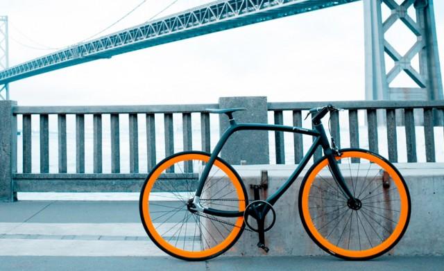 دوچرخه ای با بدنه کربنی و زیبا از شرکت Rizoma