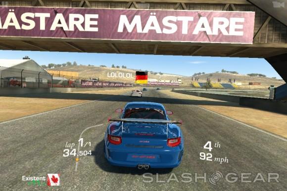 بررسی بازی Real Racing 3 برای iOS