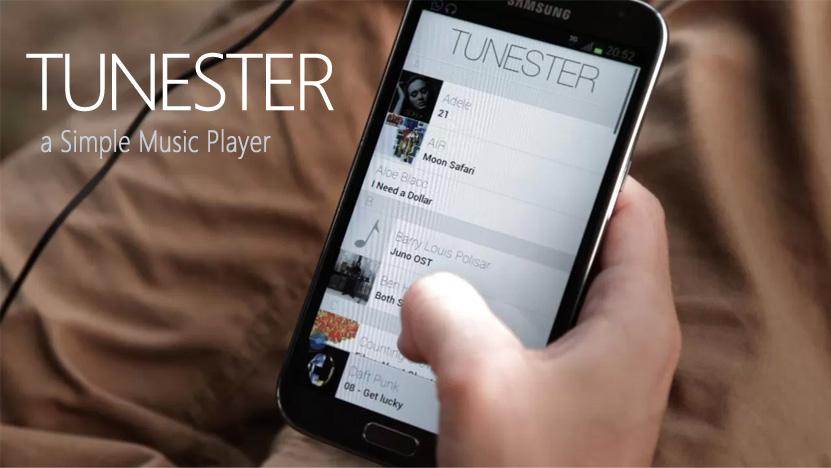 Tunester؛ ساده ترین موزیک پلیر اندرویدی!