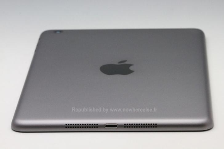 تصاویر لو رفته از iPad Mini 2
