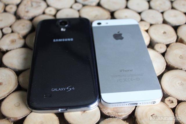 مقایسه میان سه اسمارت فون Galaxy S4 ؛ Nexus 4 و iPhone 5S