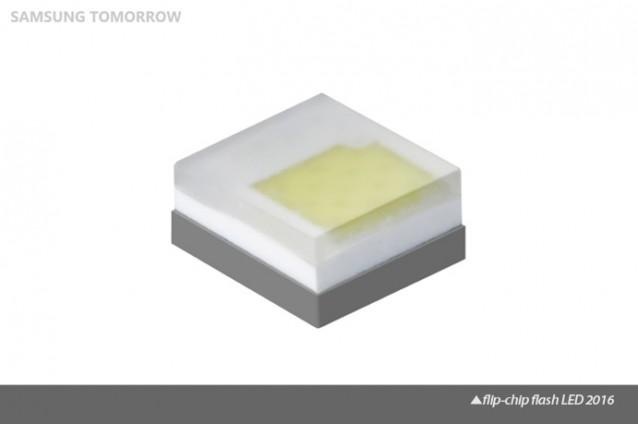 وجود یک فلاش جدید و پیشرفته LED در اسمارت فون گلکسی اس 5 سامسونگ !