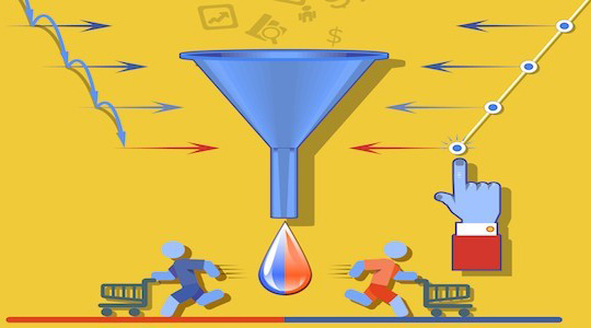 قیف فروش یا Sales Funnel چیست؟