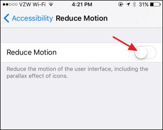 عدم نمایش افکتهای پیام در iOS 10