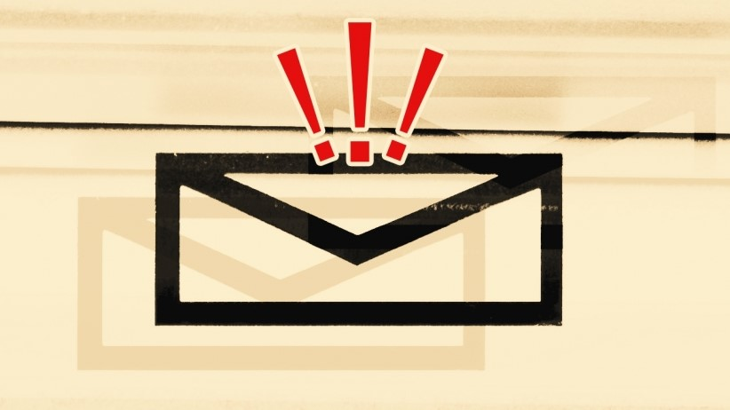 ۶ دلیل بی تاثیربودن بازاریابی ایمیلی شما