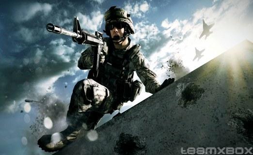 تصاویر خاص از بازی Battlefield 3