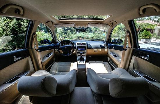 بررسی خودروی جدید برلیانس C3