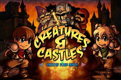 نقد بازی ویژه مرورگر کروم: موجودات قلعه