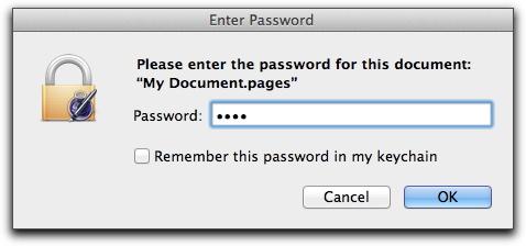 OS X Tips