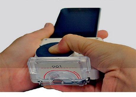 تشخیص سریع ایدز با تلفن هوشمند