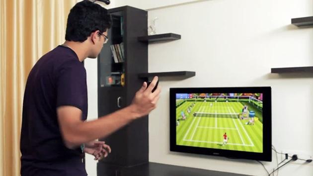 گوشی اندرویدی خود را به راکت تنیس تبدیل کنید