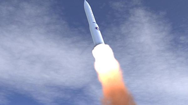 "Boeing LGM-30G ""Minuteman III"
