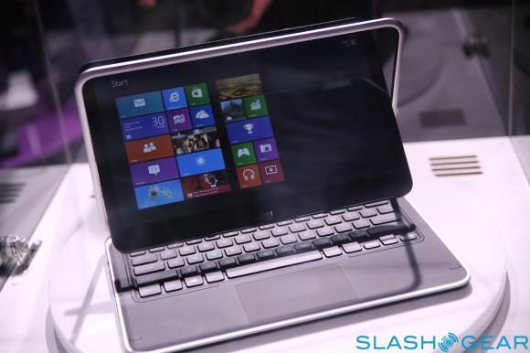 IFA: تبلتی که Dell ادعا می کند 20 ساعت شارژ نگه می دارد، XPS 10