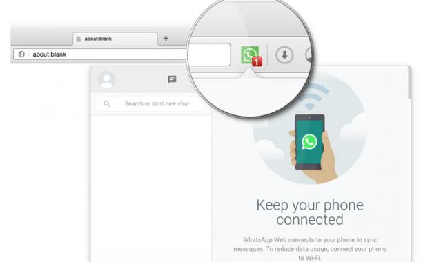 آموزش pin کردن واتس اپ در مرورگر با WhatsApp™ Desktop