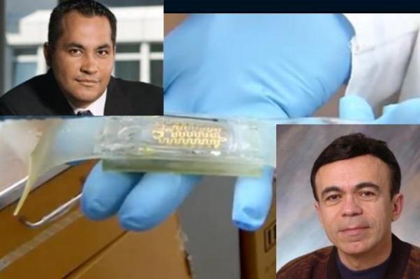 ۲ محقق ایرانی موفق به ساخت بانداژ های هوشمند می شوند