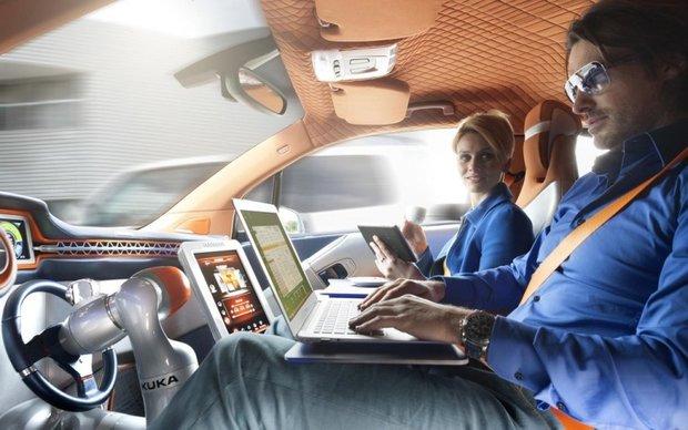 خودرو BMW در آینده چگونه است؟