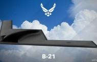 جدیدترین فناوری رادارگریزی در بمب افکن B-21